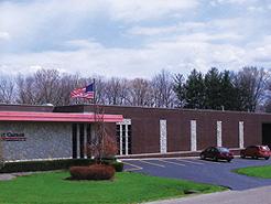 Carson Mfg. building