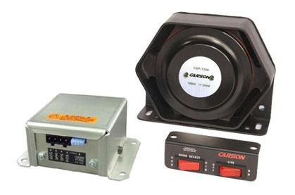 HPK-100 In-Cab Stutter Horn System