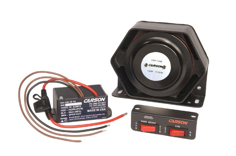 Hpk 150 Under Hood Waterproof Stutter Horn System