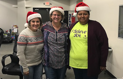 Julian Center Holiday Outreach 2017