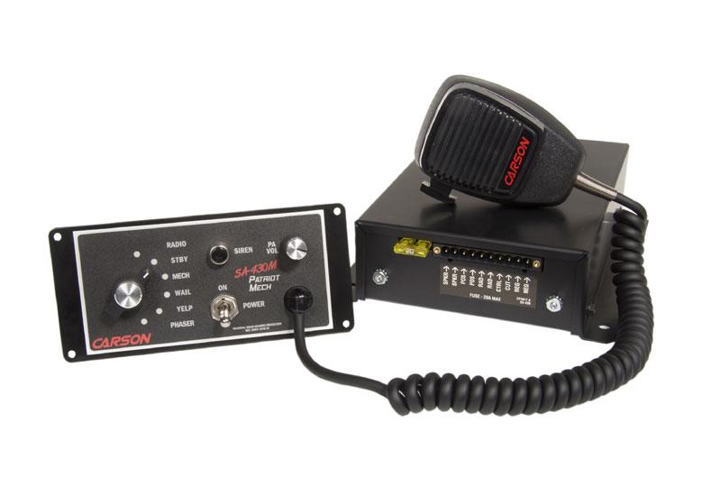 sa 430m patriot mechanical lg sa 430m patriot mechanical ambulance siren, ems siren, and emt southern vp siren wiring diagram at gsmx.co