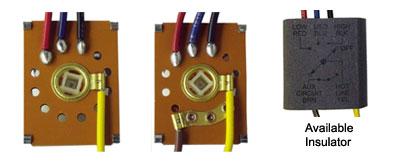 Custom Rotary Switches