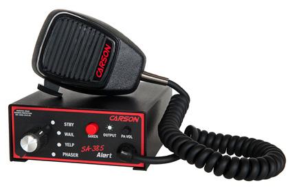 SA-385 Alert Siren