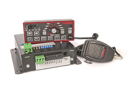 SC-411-RD Elite Force Dual Tone Remote Siren