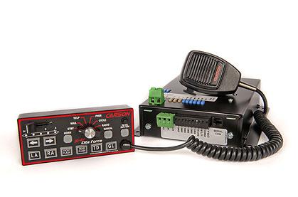 SC-411-RS Elite Force Remote Siren